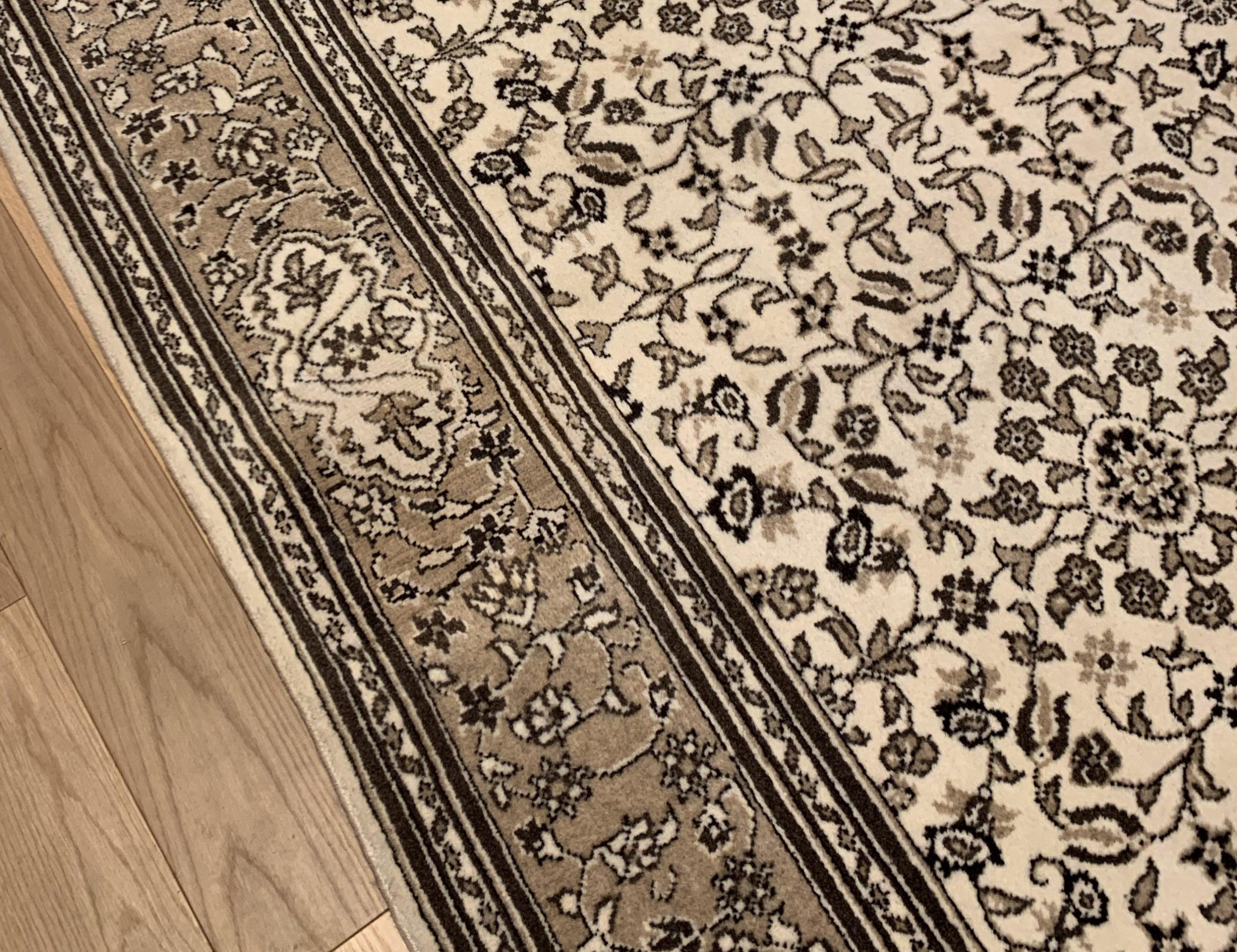 最高レベル絨毯修理技術