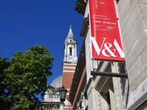 一日目 Victoria And Albert Museum