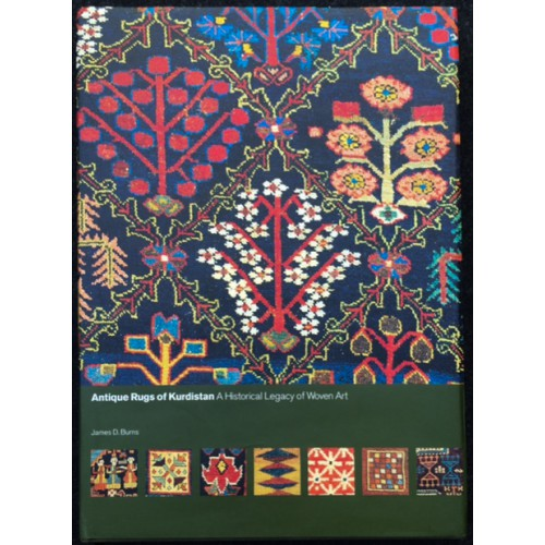 Antique Rugs of Kurdistan: A Historical Legacy of Woven Art