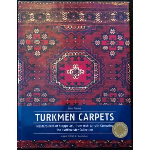Turkmen Carpets トルクメン絨毯