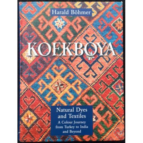 Kökboya - Naturfarben und Textilien