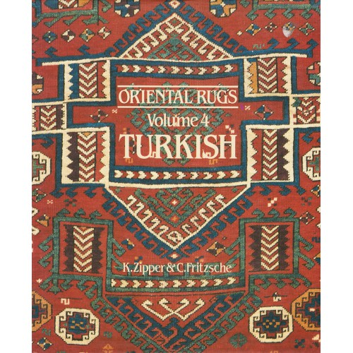 Oriental Rugs: Turkish (Vol 4)