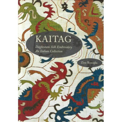 Kaitag Daghestani Silk Embroidery