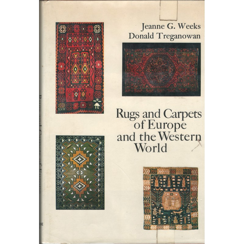 Rugs and Carpets of Europe and the Western World