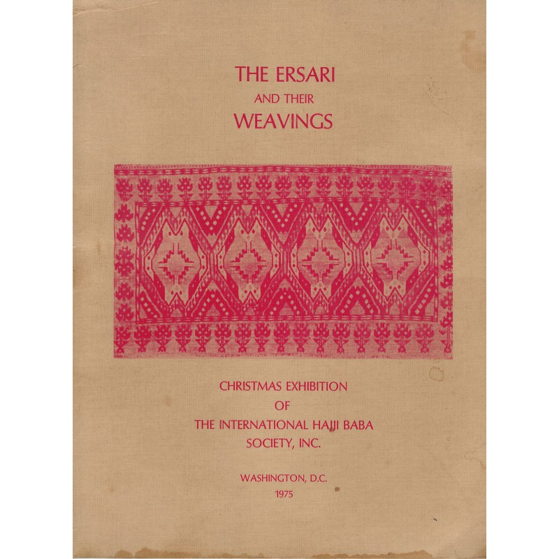 ‎The Ersari and their Weavings