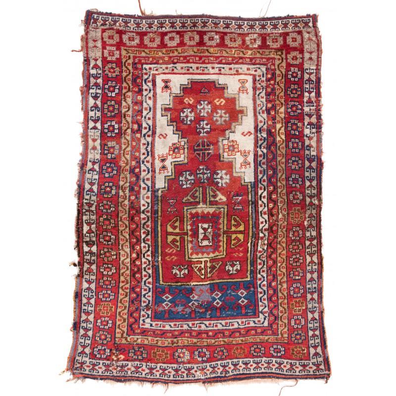 アンティーク アナトリア絨毯 Antique Anatolian Carpet C23067