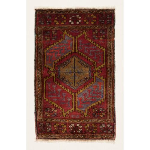 Anatolian yastik オールド 絨毯