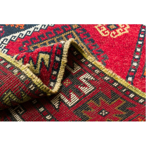 クルドオールド絨毯 C26001