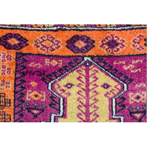 アンティーク礼拝絨毯