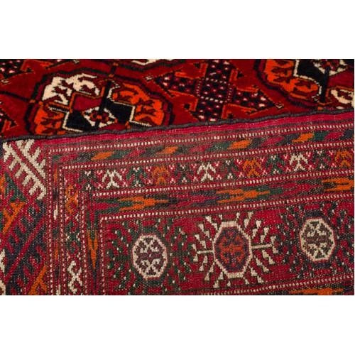 テッケ・ブハラ Bukhara 絨毯 C27001