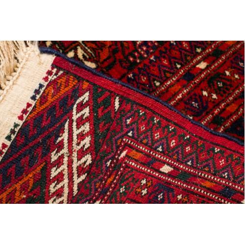 テッケ・ブハラBukhara 絨毯 C27012