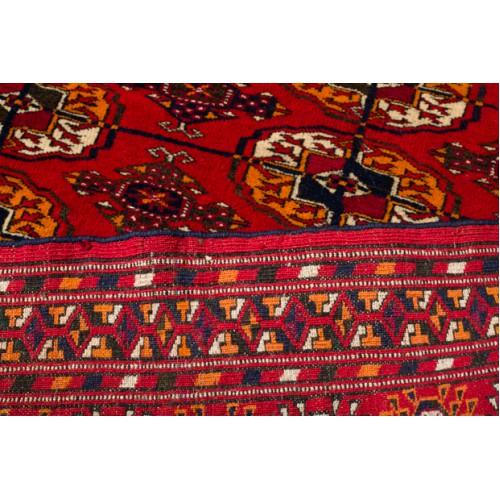 テッケ・ブハラ Bukhara 絨毯 C27014