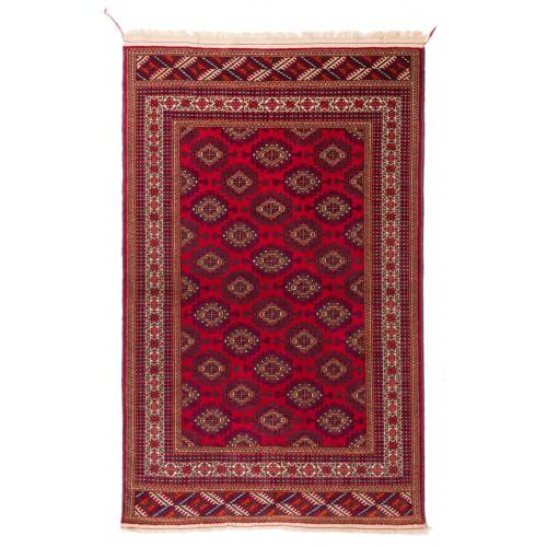 テッケ・ブハラ Bukhara 絨毯 C27016