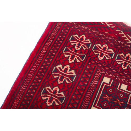 テッケ・ブハラ Bukhara トルクメン絨毯 C27017
