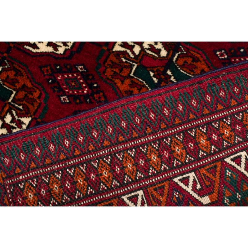 テッケ・ブハラ Bukhara トルクメン絨毯 C27019