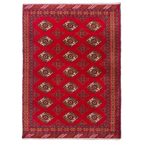 テッケ・ブハラ Bukhara トルクメン絨毯 C27021