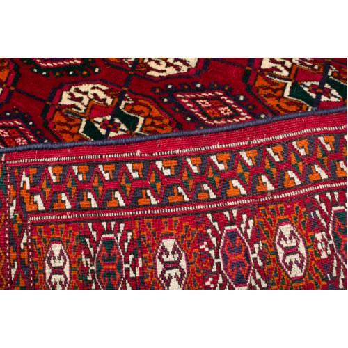テッケ・ブハラ Bukhara トルクメン絨毯 C27023