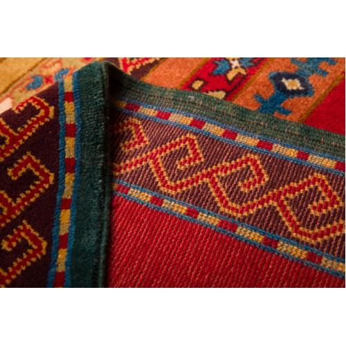 ウシャク シャルデザイン 絨毯 C27045