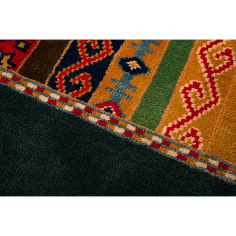 ウシャク シャルデザイン 絨毯 C27046