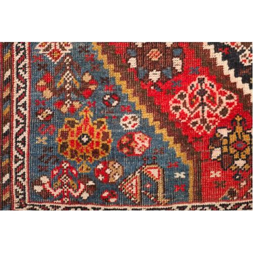 キャシュカイ 絨毯 C28001