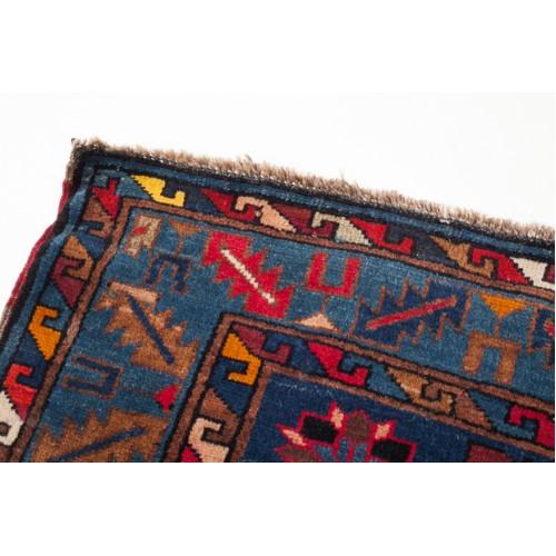 アーゼリ 絨毯 C28012