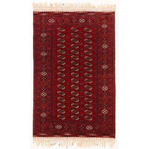 テッケ・ブハラ Bukhara 絨毯 C28014