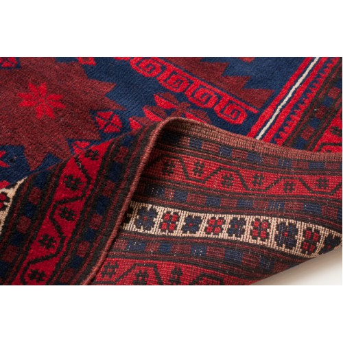ヤージベディル絨毯 C28015