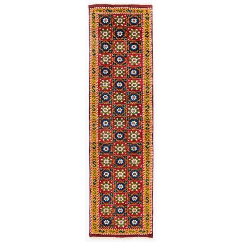 ウシャック セルチュック 絨毯 C28024
