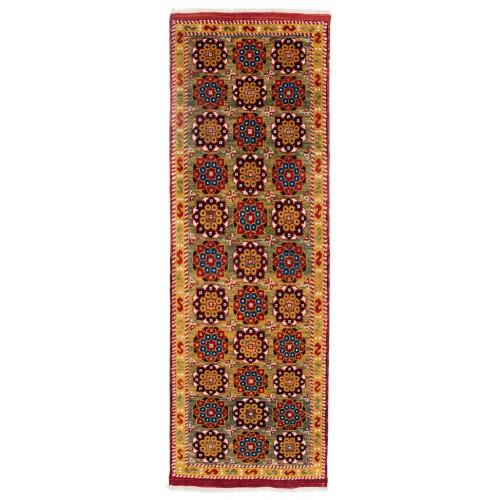 ウシャック セルチュック 絨毯 C28025