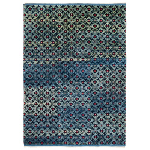 ウシャック セルチュック 絨毯 C28033