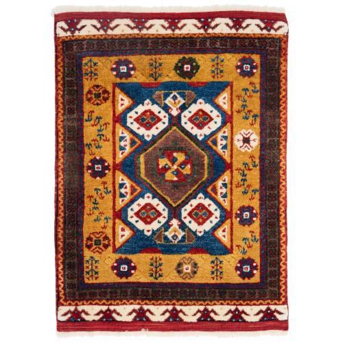 ウシャック セルチュック 絨毯 C28034