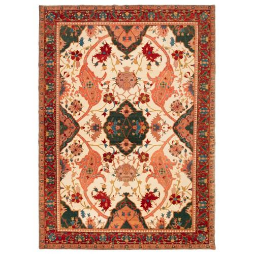 ビヅジャル Bidjar レジェンド 絨毯 C28052
