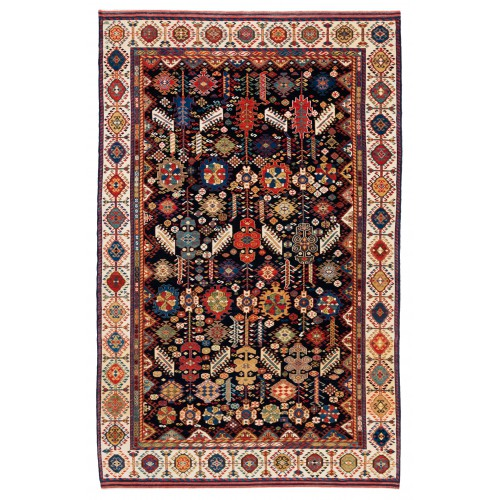 アララットコレクション レジェンド 絨毯 C28058