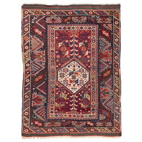 Dosemealti Antique Rug C28061