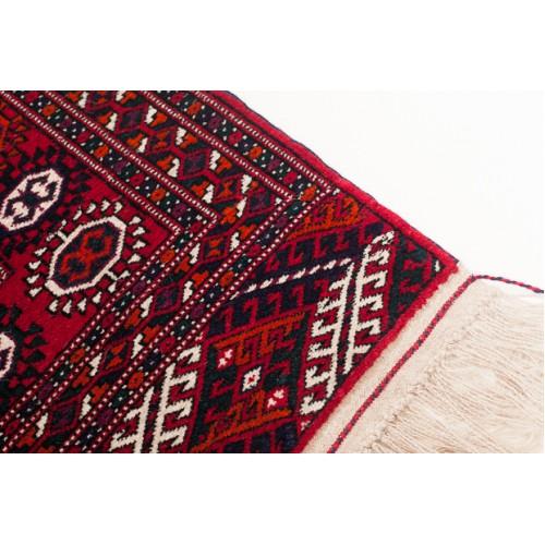 テッケ・ブハラ Bukhara トルクメン絨毯 C28070