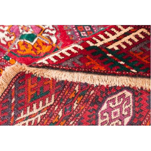 テッケ・ブハラ Bukhara 絨毯 C28072