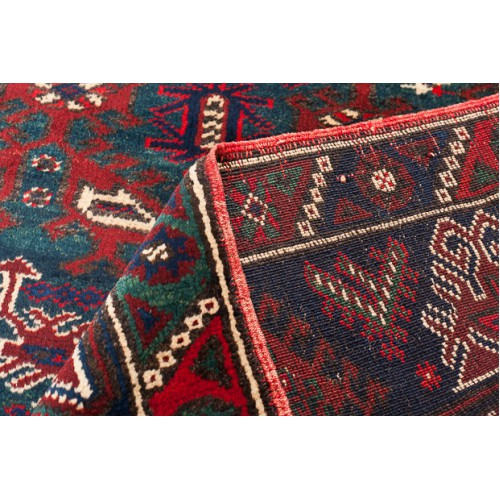 ドゥシェメアルトゥ アンティーク絨毯 C28073