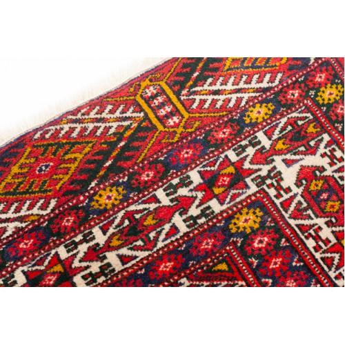 テッケ・ブハラ Bukhara トルクメン絨毯 C28075