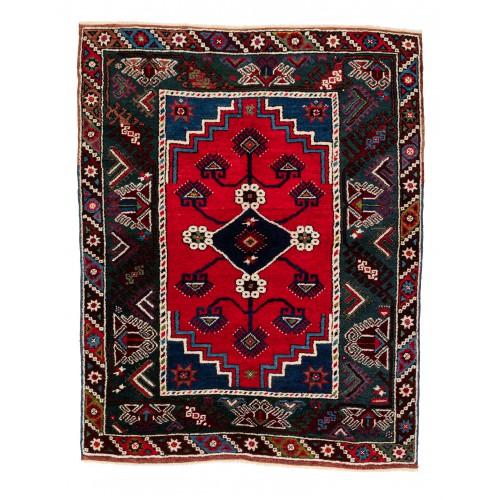 ドゥシェメアルトゥ セミオールド絨毯 C28077