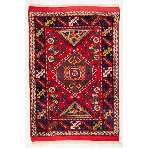 チャナッカレ セミオールド絨毯