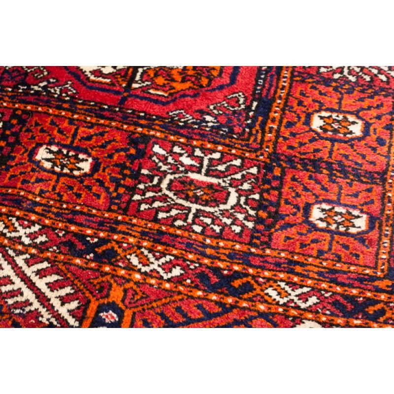 テッケ・ブハラ Bukhara トルクメン絨毯 C28080