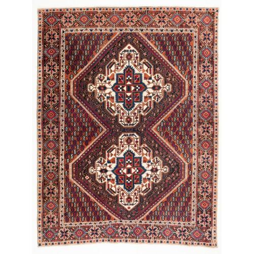 イラン オールド絨毯