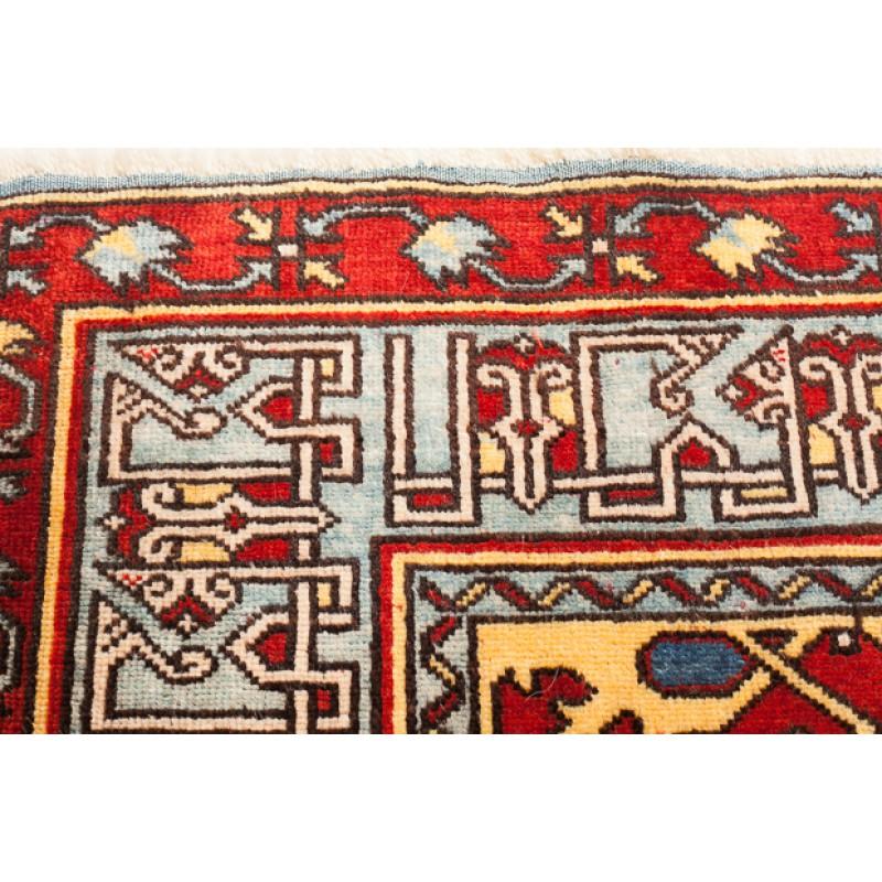 ウシャック絨毯 C28088