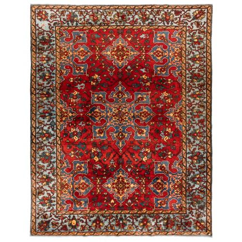ウシャック絨毯 C28090