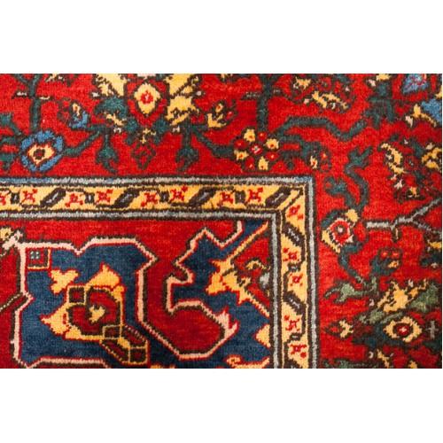 ウシャック絨毯 C28091
