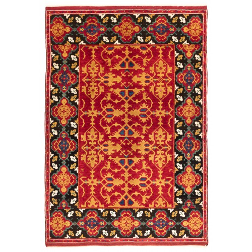 Seljuk Rug Vegetable Dye C28125