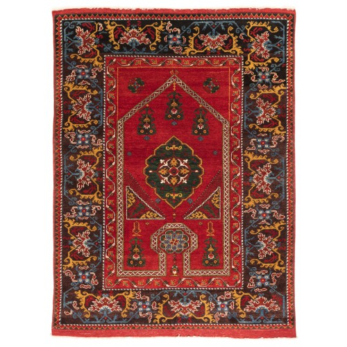 Seljuk Rug Vegetable Dye C28126