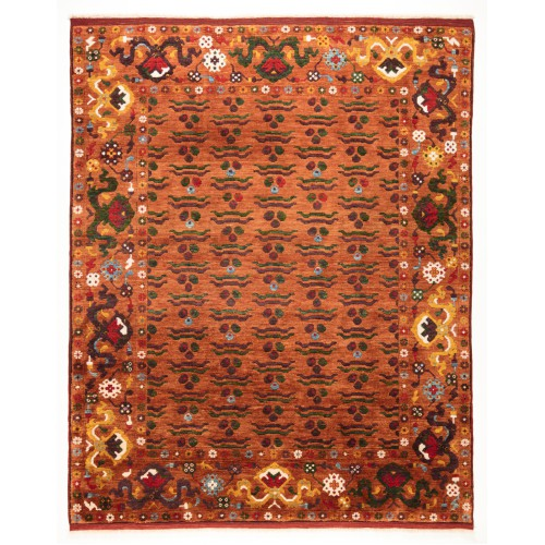 Seljuk Rug Vegetable Dye C28128