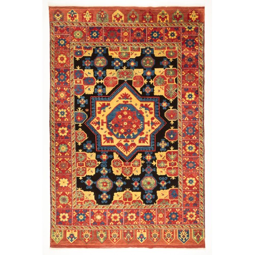 Seljuk Rug Vegetable Dye C28129