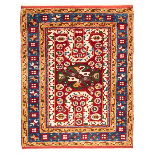 Seljuk Rug Vegetable Dye C28130